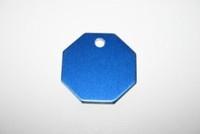 Katzenmarke Oktagon blau