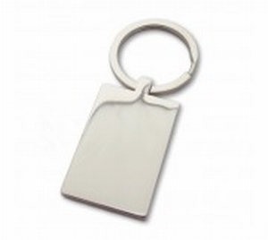 Keychain stainlees de luxe