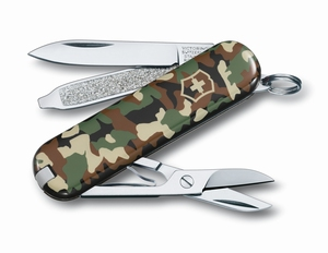 Victorinox Classic SD camouflage 58 mm