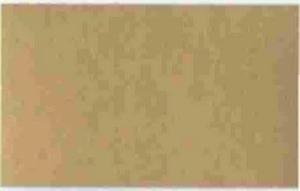 Gravofoil goudkleur rechthoek