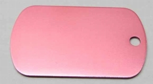 Gravotag ID pink