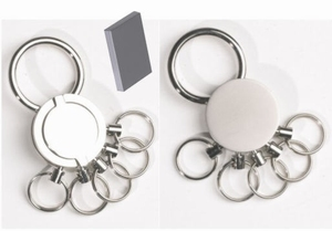 Keychain rings