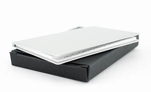 address book aluminium