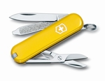Victorinox classic sd Yellow 58 mm