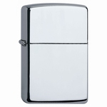 Zippo Chrome  high polished