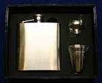 Hip flask 6 OZ the Luxe