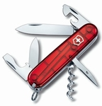 Victorinox Spartan red transfluent 91 mm