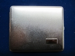 Cigarette case  metall voor 20 Cigarettes SKS