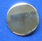 Button RVS rond 35